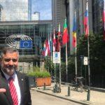 PAULO PIMENTA DENUNCIA NO PARLAMENTO EUROPEU PARTICIPAÇÃO SECRETA E ILEGAL DOS EUA NA LAVA JATO