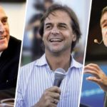 CARTA MAIOR: DOMINGO ELEITORAL NO URUGUAI, NA ARGENTINA E NA COLÔMBIA, EM UM REGIÃO INCENDIADA