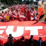 SÉRGIO NOBRE, PRESIDENTE DA CUT: 'BOLSONARO NÃO É QUALIFICADO PARA O CARGO DE PRESIDENTE DA REPÚBLICA'