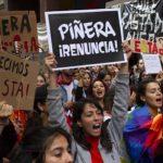 DESTRUIÇÃO DA PREVIDÊNCIA E SERVIÇOS PÚBLICOS NO CHILE ESTÃO NA BASE DA REVOLTA DE UM POVO MALTRATADO