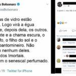LUIS NASSIF OS TUÍTES APAGADOS DE CARLOS BOLSONARO