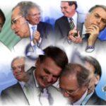 XADREZ DOS TRÊS ENIGMAS DA PIRÂMIDE DE BOLSONARO E GUEDES