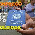 BOLSONARO MANTÉM RECORDES DE DESEMPREGO, PESADELO DE 81% DOS BRASILEIROS
