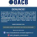 OAB VAI PROCESSAR A ORDEM DOS ADVOGADOS CONSERVADORES DO BRASIL