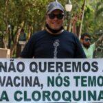 """JORNALISMO ALEMÃO DESMORALIZA BOLSONARO: """"ESTUDO"""" CITADO POR ELE CONTRA MÁSCARA É ENQUETE ONLINE"""