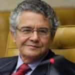 """""""ESPERNEOU"""", DIZ MINISTRO MARCO AURÉLIO SOBRE REAÇÃO DE BOLSONARO A PEDIDO DE INSTALAÇÃO DA CPI DA COVID"""