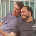 COM CERCO FECHANDO, BOLSONARO ESTUDA SAÍDA RADICAL PARA EVITAR PRISÃO DE SEU FILHO CARLOS