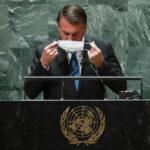 IMPRENSA INTERNACIONAL IGNORA DISCURSO DE BOLSONARO NA ONU