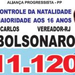 """CARLOS BOLSONARO ERA O """"BENEFICIÁRIO FINAL"""" DE ORGANIZAÇÃO CRIMINOSA, DIZ MINISTÉRIO PÚBLICO"""